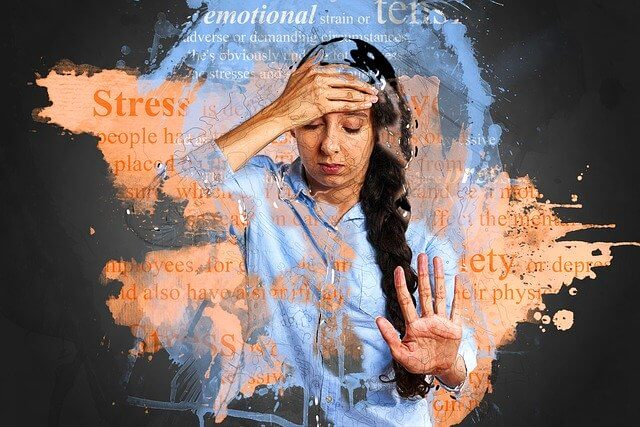Stress Anxiety Panic